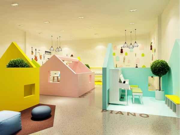 幼儿园空间设计价格