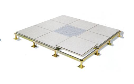 硫酸钙防静电地板价格