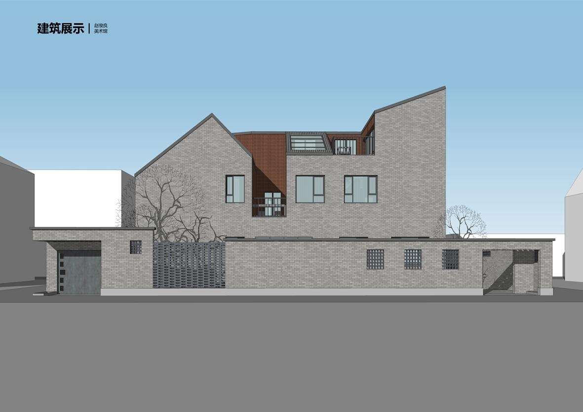 北京农村住宅设计图纸