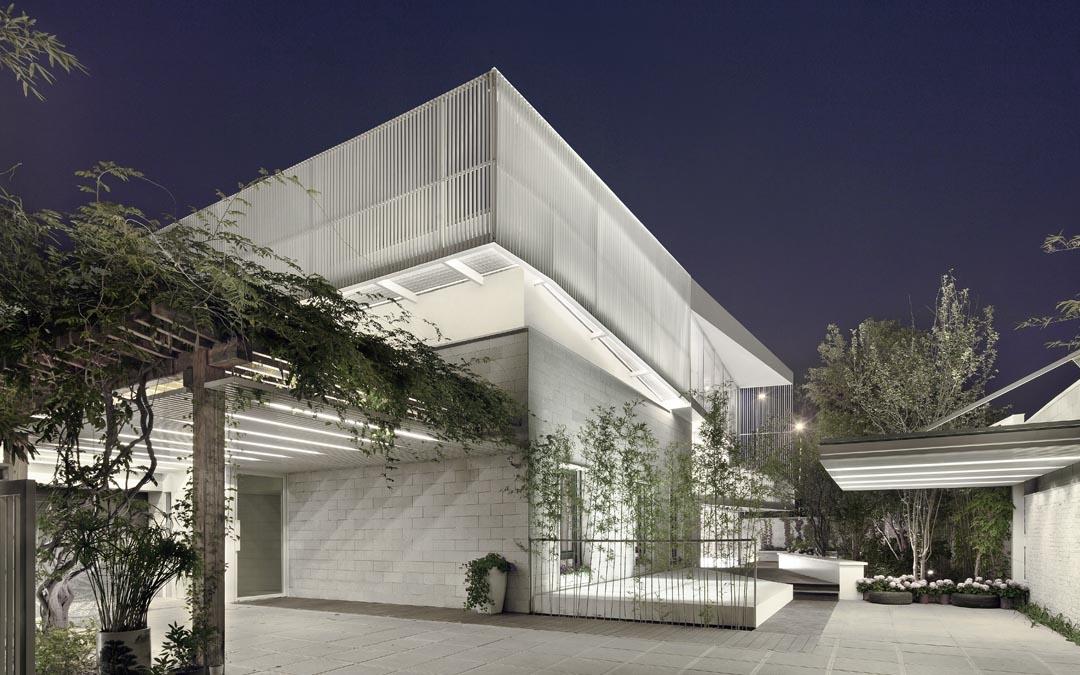北京农村别墅设计