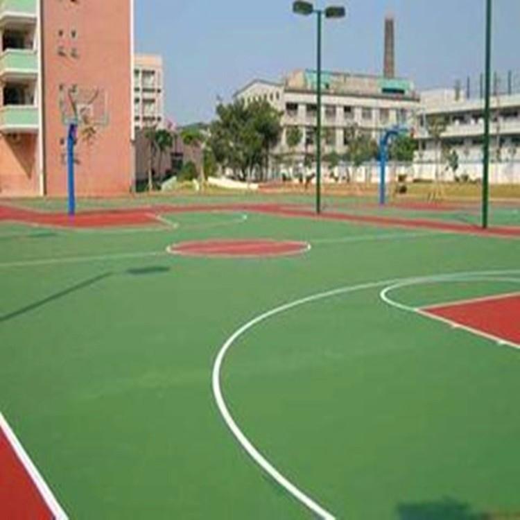 硅pu篮球场 硅pu球场 硅pu球场工程队伍