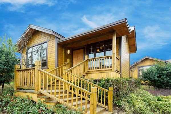 木头房子设计公司