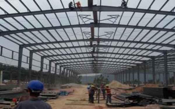 钢结构钢架铁棚工程公司