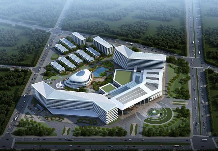 专科医院工程规划方案