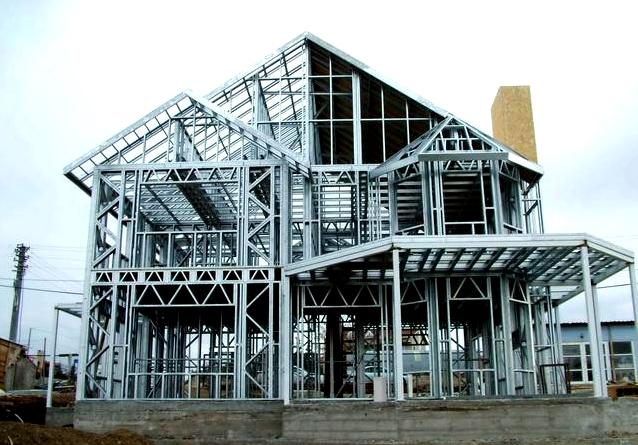 长春轻钢结构别墅