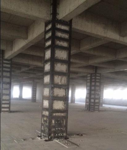 混凝土结构梁,板,柱粘贴钢板加固的优势: 粘钢加固亦称粘贴钢板加固
