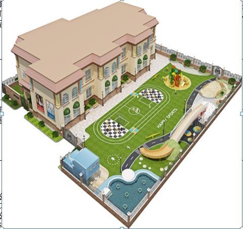 幼儿园环境布置设计