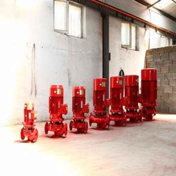 辽宁消防泵单级消防泵立式消防泵销售