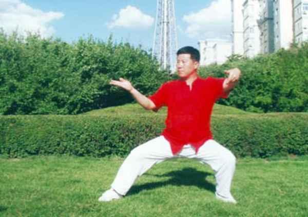 哈尔滨太极拳图片
