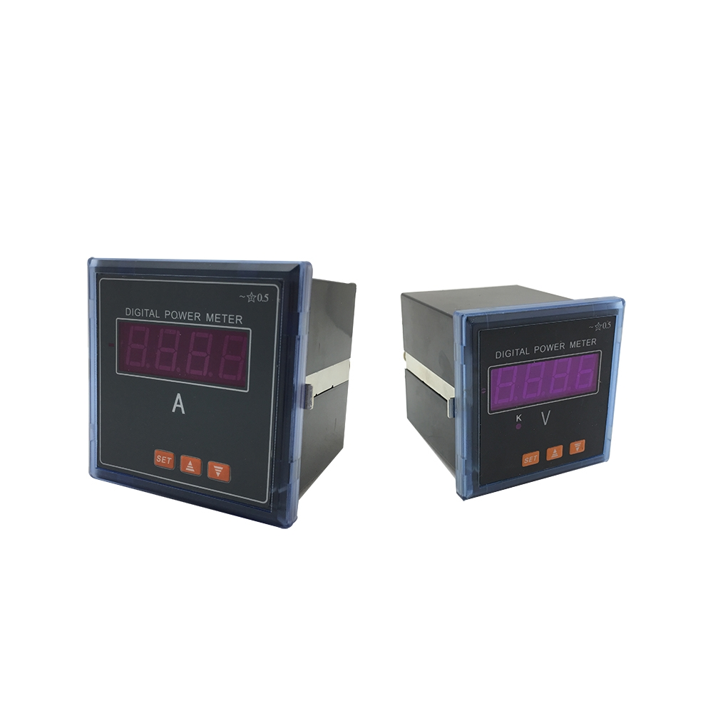 多功能数码管电流表