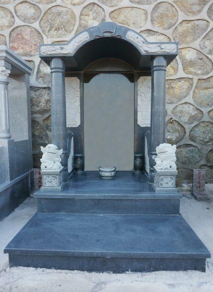 农村墓地设计