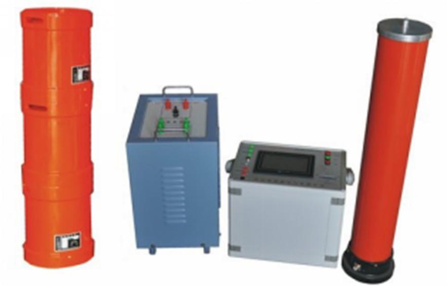 调频串并联谐振成套试验装置 功能特点 谐振升压系统本身既能工作在变频状态采用改变频率的方式来调频,又能工作在工频状态采用调感的方式来调谐 谐振升压装置控制源采用变频控制源,其输出频率为30~300Hz, 电抗器采用积木式多节电抗 体,既可以串联,又可以并联,每节电抗器电感量单独连续可调。 特别是对发电机和变压器试验时,有时要求要在502Hz下进行试验,使用工频谐振很难的在工频下完全找到谐振点,采用调频调感型谐振升压装置可以先调感在50Hz下初步找到谐振点,再用调频的方式可以在502Hz条件下准确