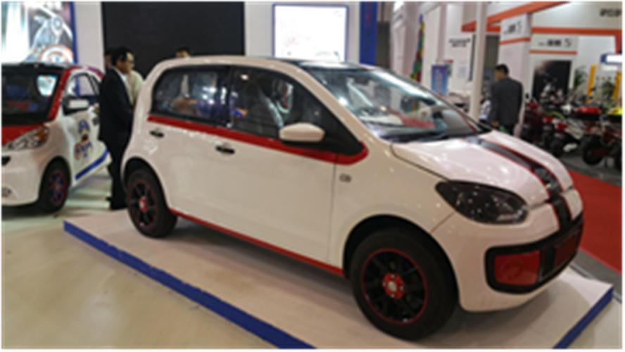 新能源低速电动车
