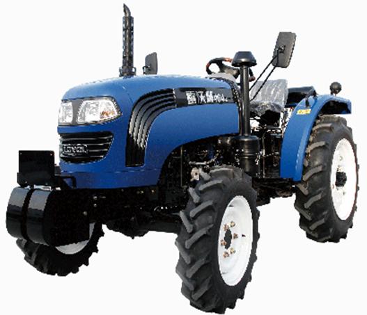 雷沃M404E拖拉机 标配全柴四缸发动机,可选装莱动四缸发动机,可满足不同客户对发动机的需求。变速箱档位标配8+2档,可选装8+8梭式换挡,前进、后退可通过方向盘左下方操作手柄实现快速切换,档位速度匹配多,可根据不同机具、不同土壤比阻选择最 佳的作业速度,使作业更加高效。前后轮距调节范围大,可满足中耕、施肥、垄作等不同农艺作业需求;最 高形行驶速度可达到40KM/h,运输作业也具有较强的优势;可选装单双路液压输出,满足客户个性化需求。可选装8+8同步器梭式换挡,换挡更加轻便、快捷;液压提升采用外置分配器结