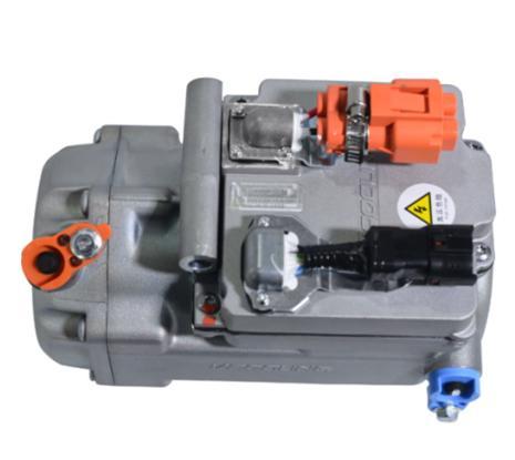 新能源汽车空调涡旋压缩机