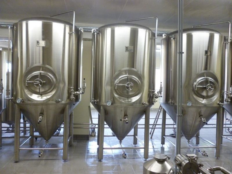 啤酒发酵罐价格