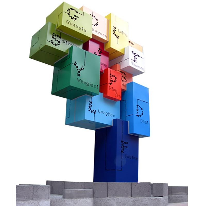 创意雕塑设计公司