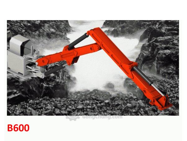 山东固定式液压碎石机生产商图片