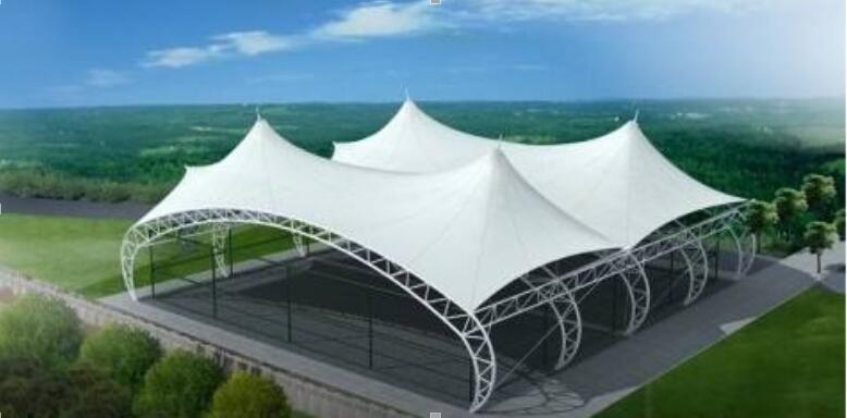 膜结构场馆设计