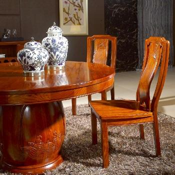 新中式红翅木实木家具