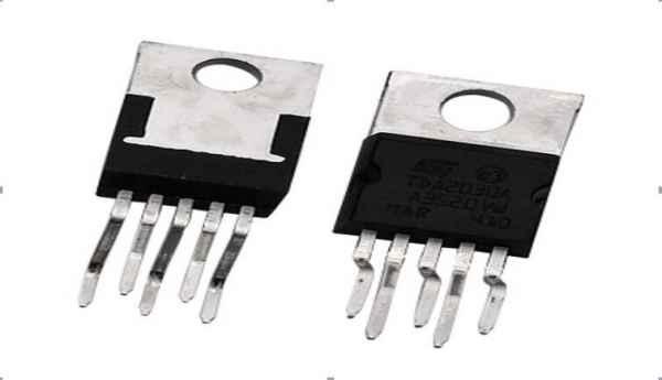 tda2030 to220-5音频功放电路芯片经销商