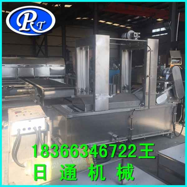 上海猪皮油炸机设备电加热猪皮油炸厂家货源直供