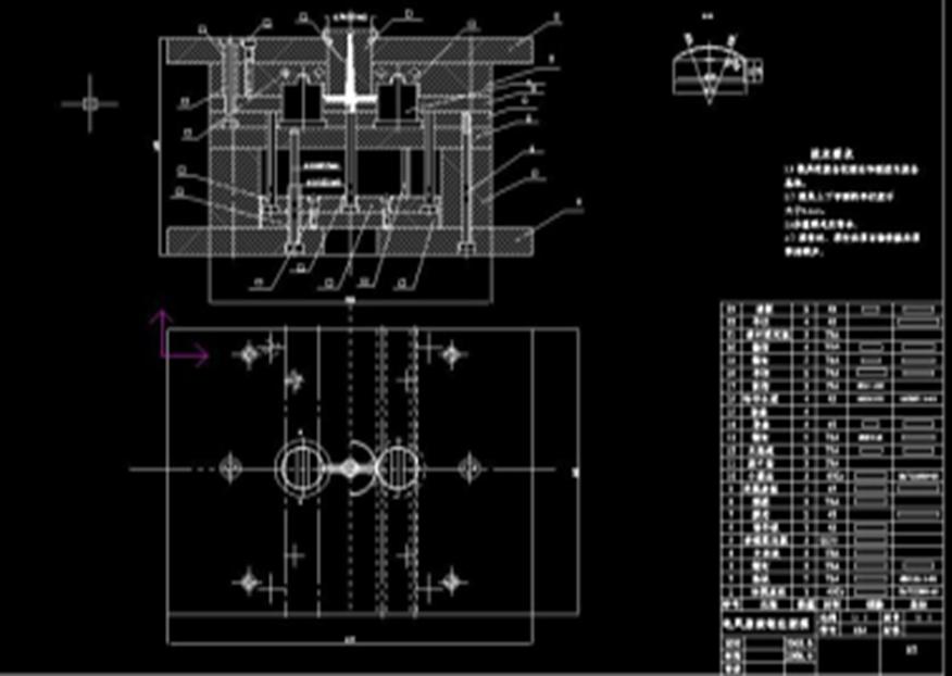塑料注射模设计 注塑模具是一种生产塑胶制品的工具;也是赋予塑胶制品完整结构和精.确尺寸的工具。广州市泰发模具有限公司创立于2005年的广州番禺泰发塑料模具有限公司,是一家专业设计制造精密模具的民营企业,占地面积3000平方米,拥有先进的生产,检测设备和专业年轻的设计团队,配备有塑胶模具产品开发、设计、注塑成型、装配包装等一系列配套服务。公司引用先进的技术设备和加工工艺,加强科学化管理,不断追求高品质、高精密的生产目标。目前设计的行业有汽车饰件配件、仪器仪表、医疗设备、日常用品、家用电器、通讯设备等。 塑料