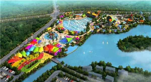 广州户外儿童水上游乐园设备设施生产定制