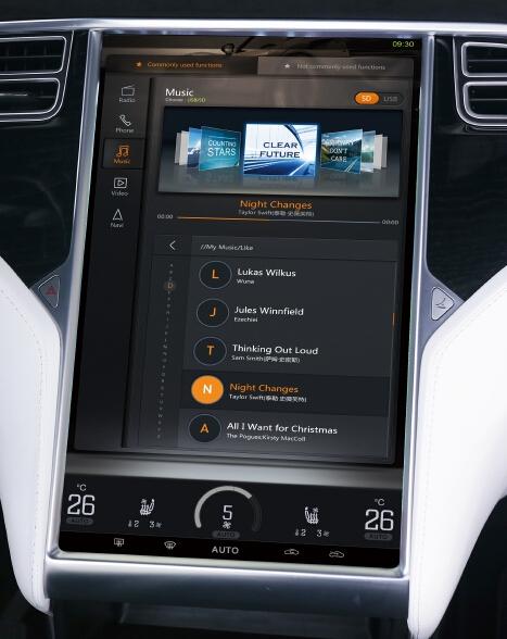 车载智能导航一体机
