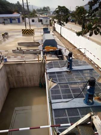 搅拌站污水处理浆水回收设备