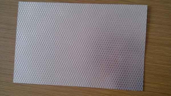 菱形花纹铝板