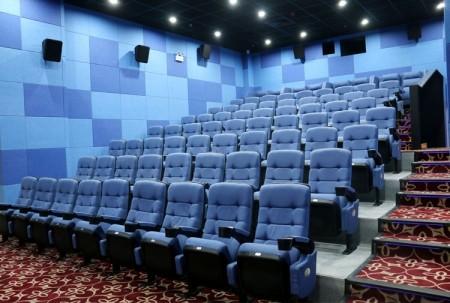 电影院连排座椅