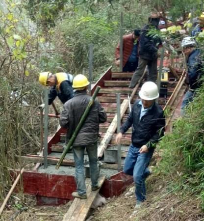 钢结构栈道承建单位