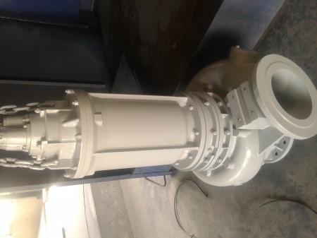 螺旋离心泵结构60年代由秘鲁研究成功,马丁·史泰勒先生 发明,当时是