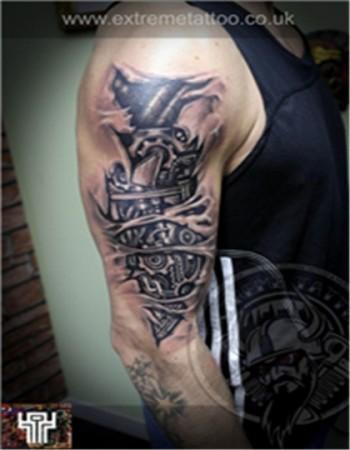 哈尔滨纹身刺青哪里好