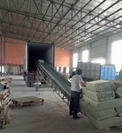 出口韩国玉米芯颗粒压块