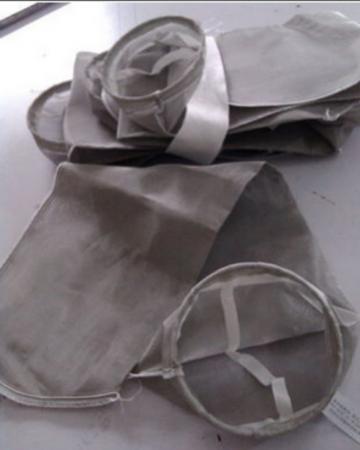 SS304/316不锈钢过滤袋生产
