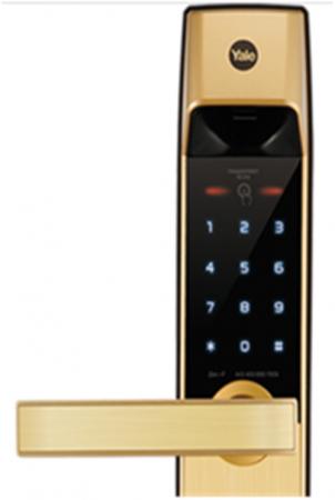 触摸门锁控制方案
