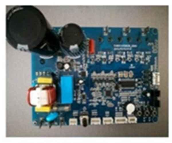 跑步机电机控制方案