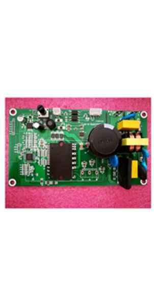 变频油烟机电机控制方案