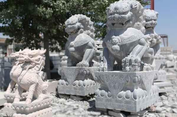 首页 曲阳县润艺雕塑有限公司 石雕狮子价格   > 产品规格:不限 产品