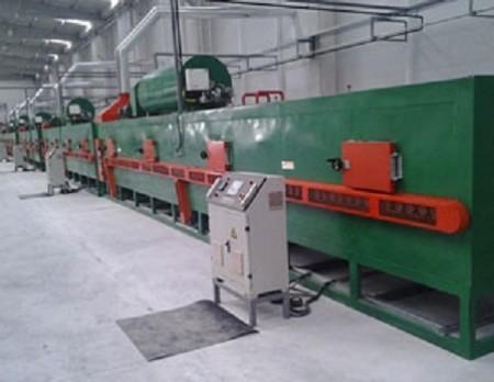 NBR/PVC保温板材生产线