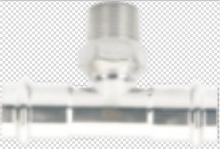 不锈钢水管外螺纹三通