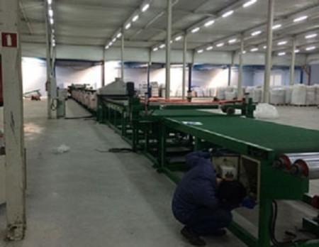 山东瑜伽垫生产线厂家