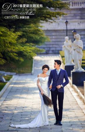 北京外景婚纱照