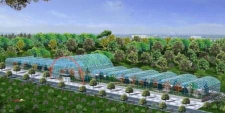 生态温室工程