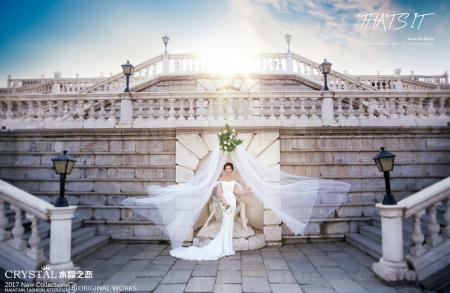 创意主题婚纱摄影