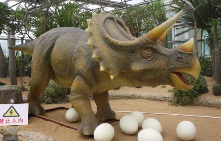 仿真恐龙设计