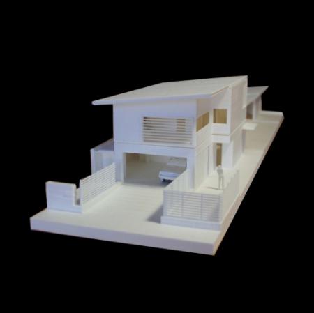 建筑模型3D打样