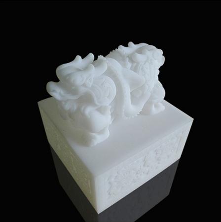 雕塑模型3D打样